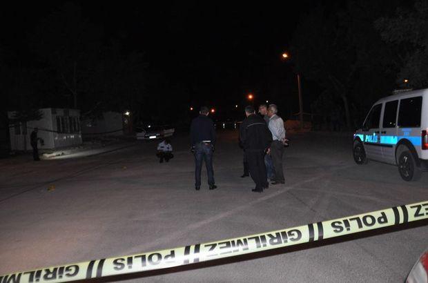 Karanman'da misafirlikten dönen aileye silahlı saldırı