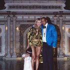 Beyonce ve Jay-Z'nin kızları büyüdü