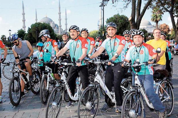 4 Yılda Bir Milyon Bisiklet projesi, Sağlık Bakanı Mehmet Müezzinoğlu, Sağlık Bakanlığı