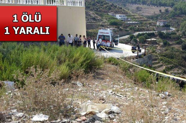 Alanya'da güvenlik görevlilerinin kavgası çatışmaya döndü: 1 ölü, 1 yaralı