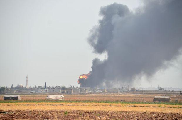 Yeni 'eğit donat' ekibi Suriye'ye geçti