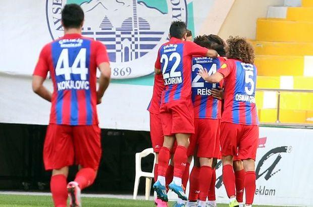 PTT 1. Lig'de Kardemir Karabükspor deplasmanda, Kayseri Erciyesspor'u 3-0 yendi