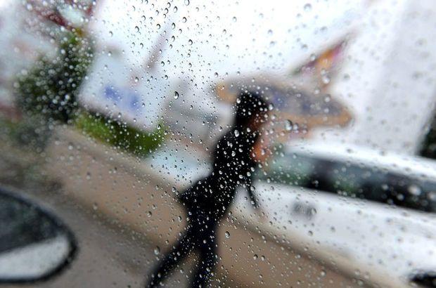 Meteoroloji'den Ege için 'kuvvetli yağış' uyarısı