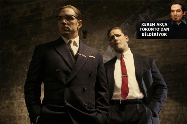 İkiz gangsterler Tom Hardy'ye emanet