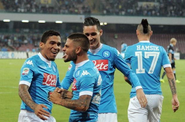 Napoli 5-0 Lazio