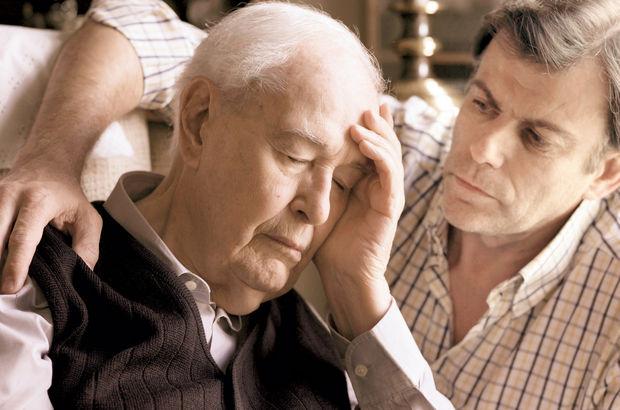 65 yaş üstü her 100 kişiden 8'i Alzheimer