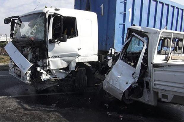 Sancaktepe'de zincirleme kaza