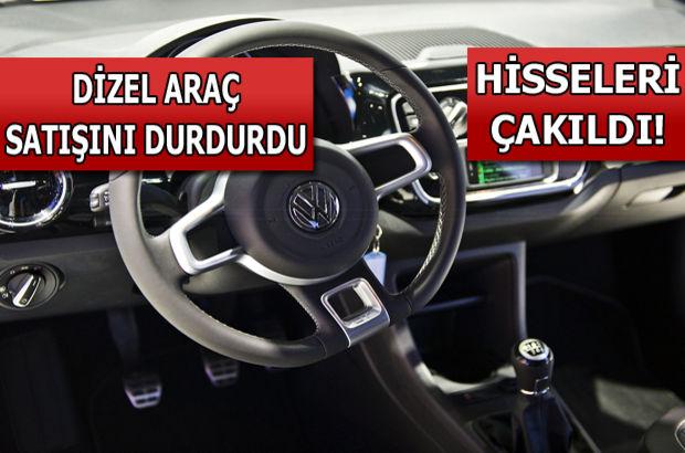 Volkswagen hisseleri ABD'de emisyon skandalıyla çakıldı, VW, Almanya