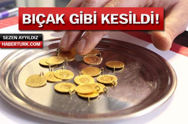 Altın fiyatları, çeyrek altın, cumhuriyet altını, kapalıçarşı, günlük altın fiyatları, Sezen Ayyıldız