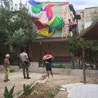 Ayvalık'ta parasailing kazası