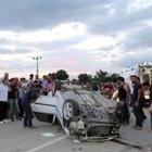 Kastamonu'daki trafik kazaları: 8 yaralı