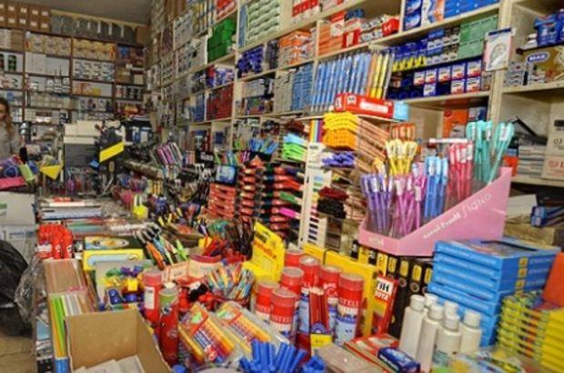 Gümrük ve Ticaret Bakanlığı, Okul malzemeleri, Kırtasiye ürünleri