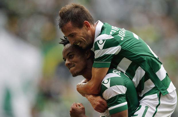 Sporting Lizbon ve Skenderbeu galip