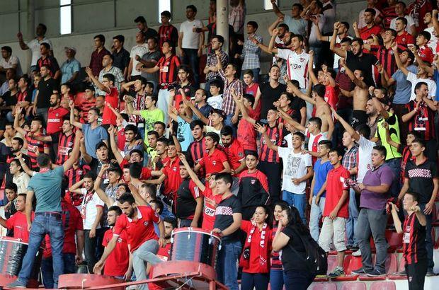 Zonguldak Kömürspor Kayserispor'u ağırlıyor