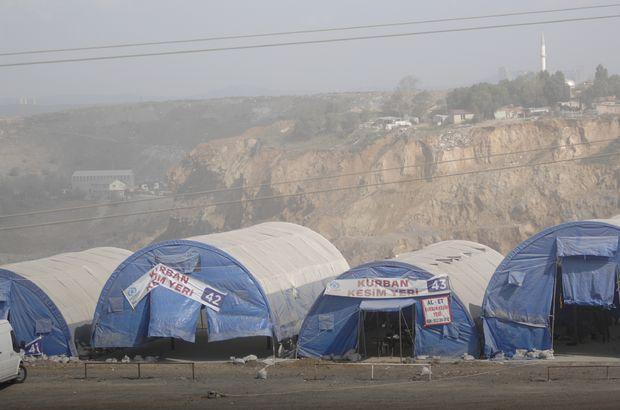 Sultangazi'de bulunan taş ocakları bayram sonuna kadar kapalı olacak