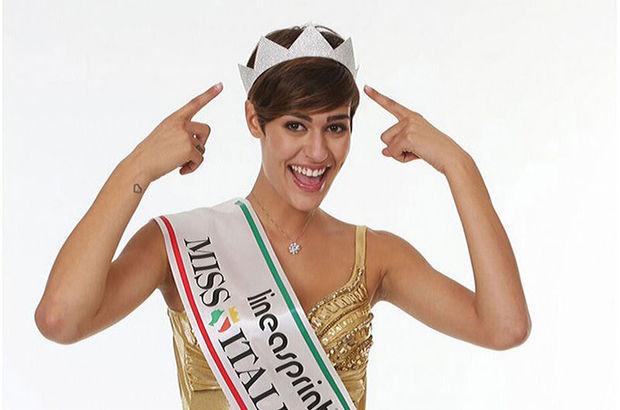 'Miss İtalya 'Alice Sabatini öyle bir pot kırdı ki