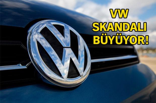 Volkswagen imaj için 4 ayda 6.5 milyar dolar harcayacak