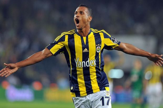 Fenerbahçe'de örnek adam Luis Nani