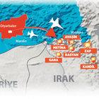 Kuzey Irak'ta PKK'nın lojistik üssü vuruldu