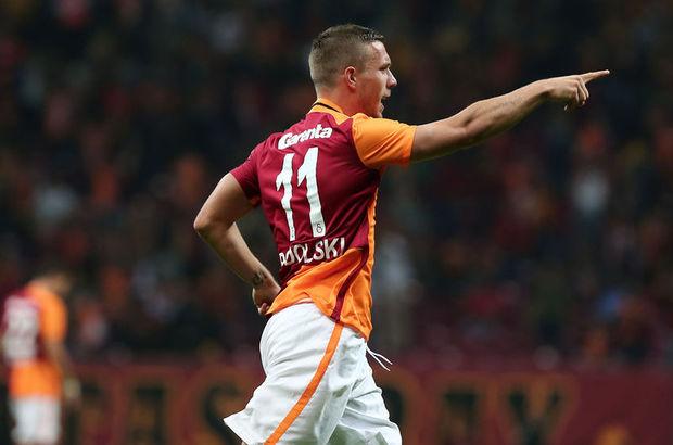 Hamza Hamzaoğlu: Göster kendini Podolski
