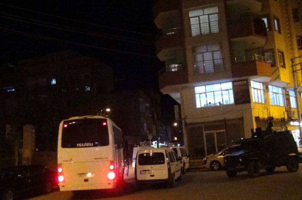 Mardin Kızıltepe'de silahlı saldırı