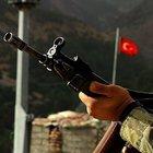 Uludere'de PKK'ya ait sığınak ve patlayıcı ele geçirildi