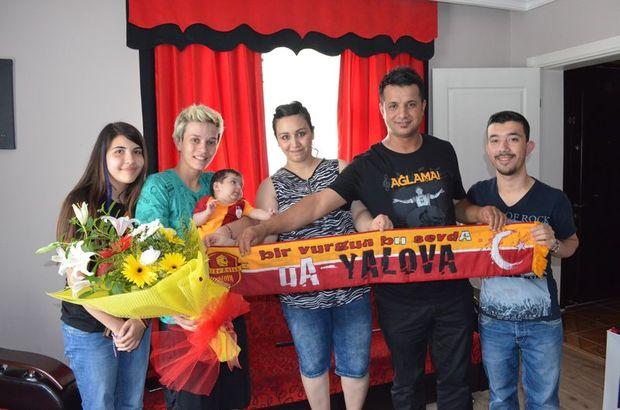 Galatasaray Kadın Basketbol Takımı'ndan anlamlı ziyaret