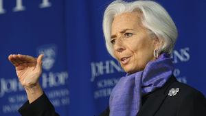 Lagarde: Birleşmiş Milletler sürdürülebilir kalkınmaya yönelik program benimsemeli