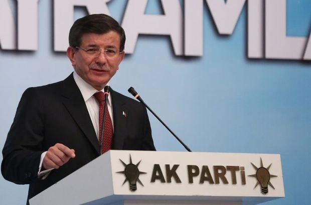 Başbakan Davutoğlu'ndan sürpriz Diyarbakır kararı!