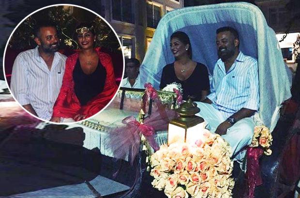 Süreyya Yalçın, bir süredir birlikte olduğu sevgilisi Ozan Baran evleniyor