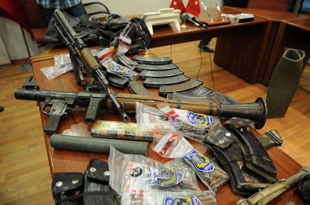 Bingöl'de Emniyet Müdür Yardımcısı Atıf Şahin'i şehit eden 4 PKK'lı öldürüldü