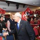 CHP Genel Başkanı Kılıçdaroğlu Brüksel'de