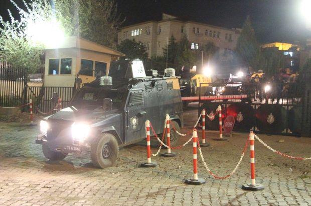 Şırnak'ta 4 gözaltı!