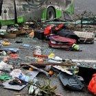 Çin'de korkunç kaza: 21 ölü