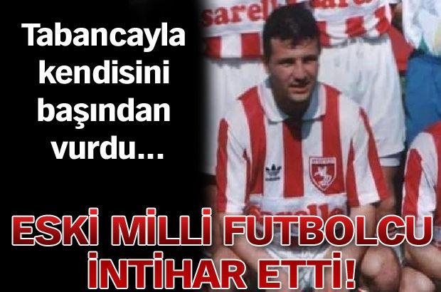 Samsunspor'da 1995- 2001 yıllarında forma giyen futbolcu 42 yaşındaki Uğur Dağdelen, evinde tabancayla kendini başından vurarak yaşamına son verdi