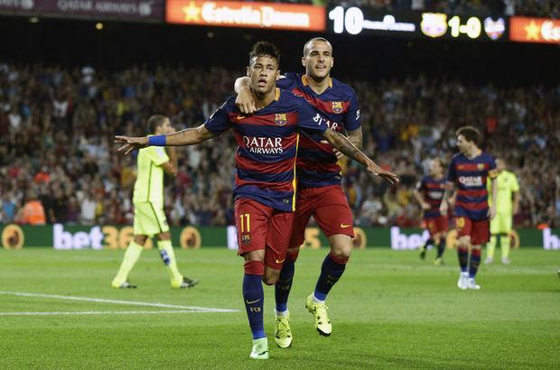 İspanya La Liga ekiplerinden Barcelona'nın Brezilyalı yıldızı Neymar, Premier Lig takımlarından Manchester United ile görüştüğünü itiraf etti