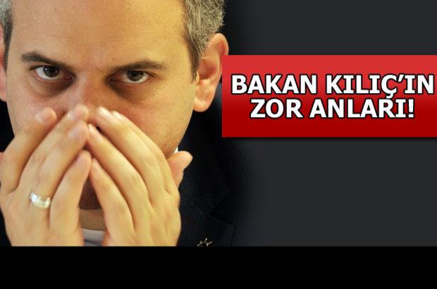 Bakan Akif Çağatay Kılıç'ın şehit üzüntüsü