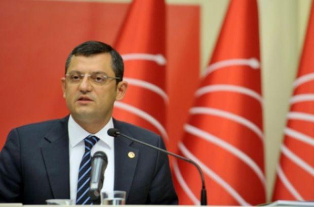 CHP'li Özel'de Hac faciası açıklaması