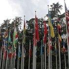 Vatikan bayrağı BM'ye asıldı, sırada Filistin bayrağı var