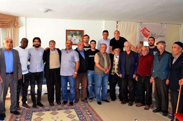 Medicana Sivasspor'dan anlamlı ziyaret