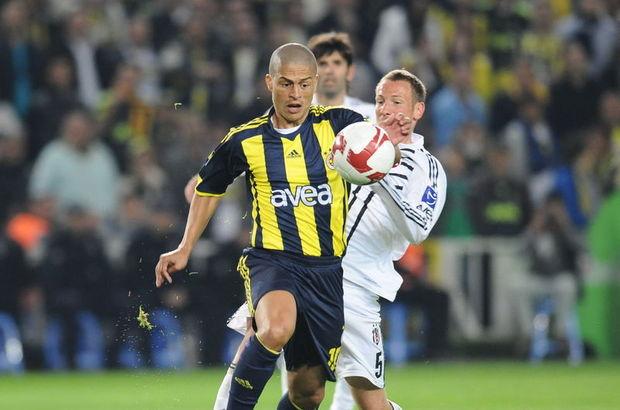 Beşiktaş-Fenerbahçe maçlarında goller yabancılardan