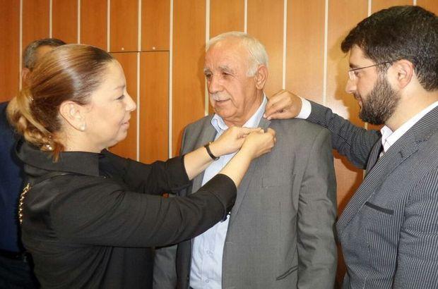 MHP'li üye AK Parti'ye geçti