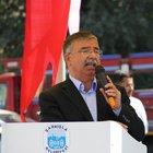 TBMM Başkanı İsmet Yılmaz: Terör örgütü kendi halkına ihanet ediyor