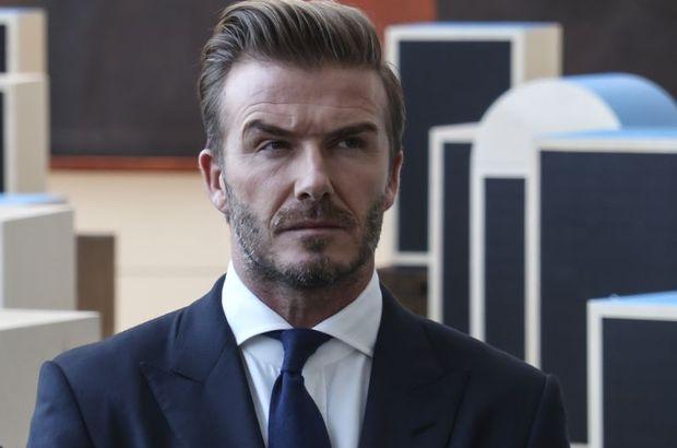 David Beckham yeni James Bond mu oluyor?