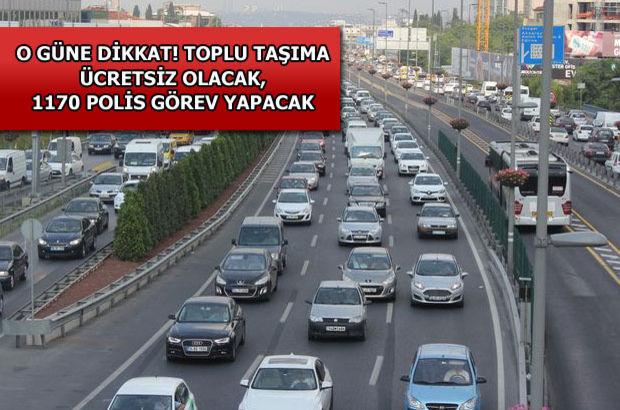 İstanbul'da dersbaşı alarmı verildi