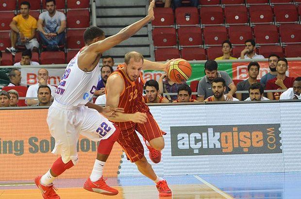 Galatasaray Odeabank: 68 - CSKA Moskova: 63