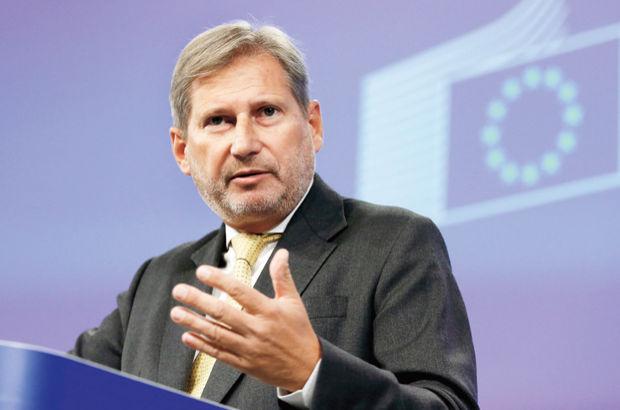 Hahn: Türkiye'ye 2 yıl içinde Schengen'e vize kalkabilir