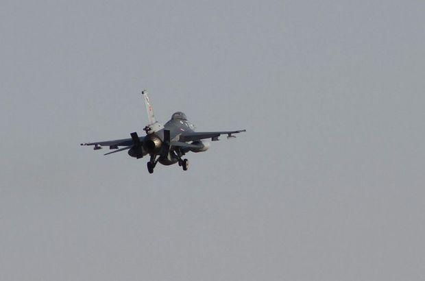 TSK, Kuzey Irak'ta 11 PKK hedefi vurdu