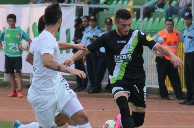 PTT 1. Lig'de Giresunspor ile Denizlispor 2-2 berabere kaldı