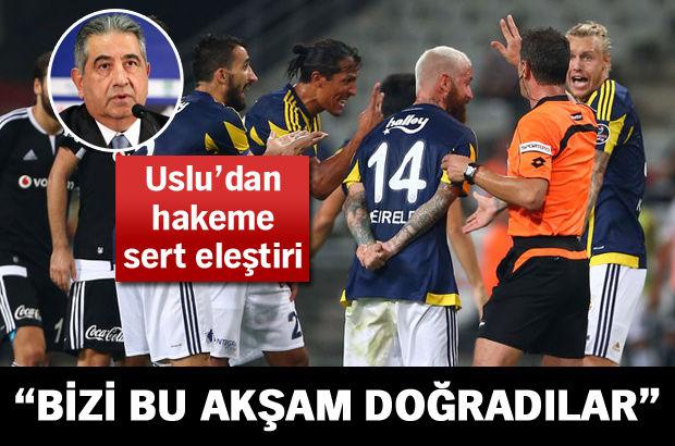 Mahmut Uslu:
